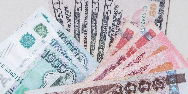 таиланд деньги бат
