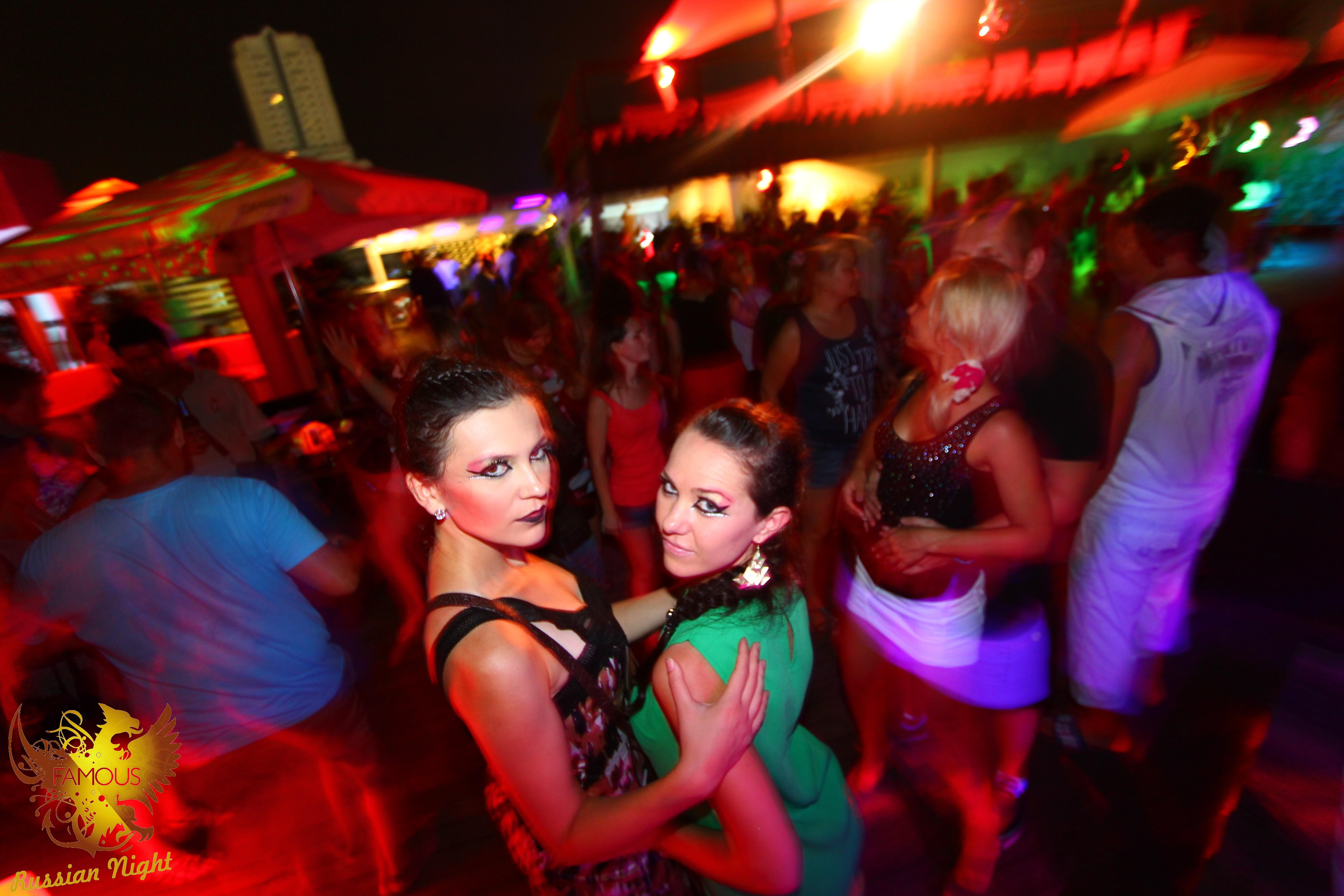 Порно вечеринки в клубах