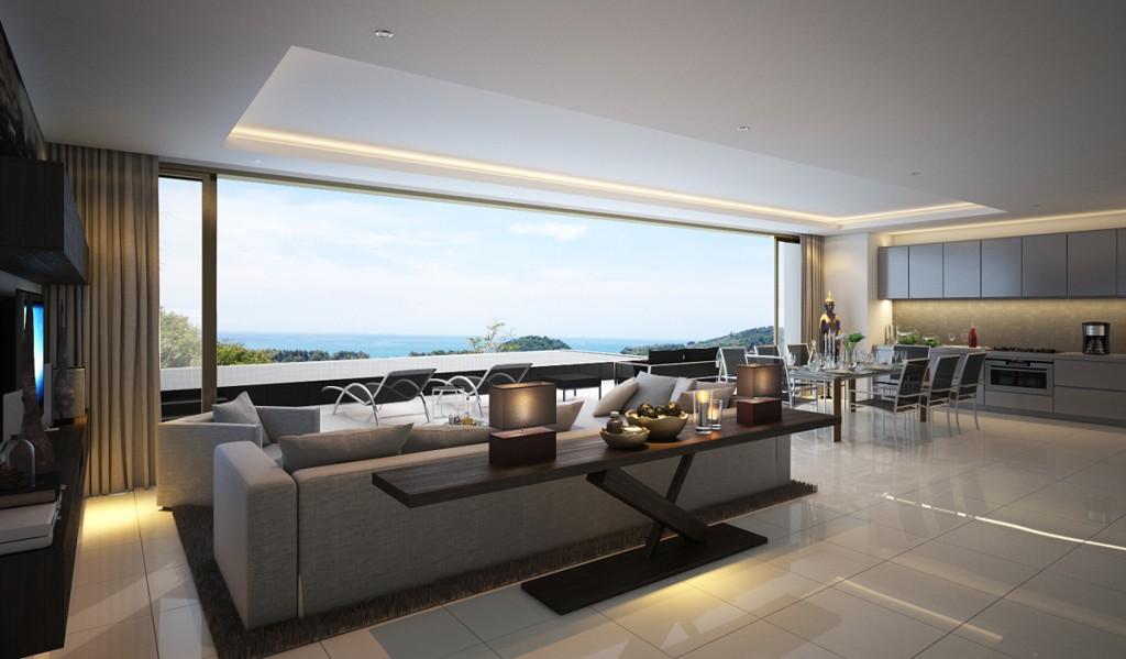 квартира с видом на море 3
