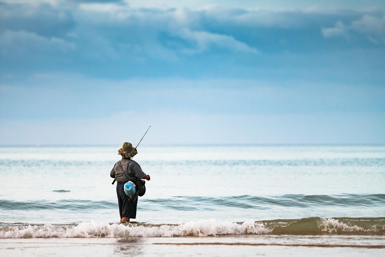 рыбалка в Таиланде