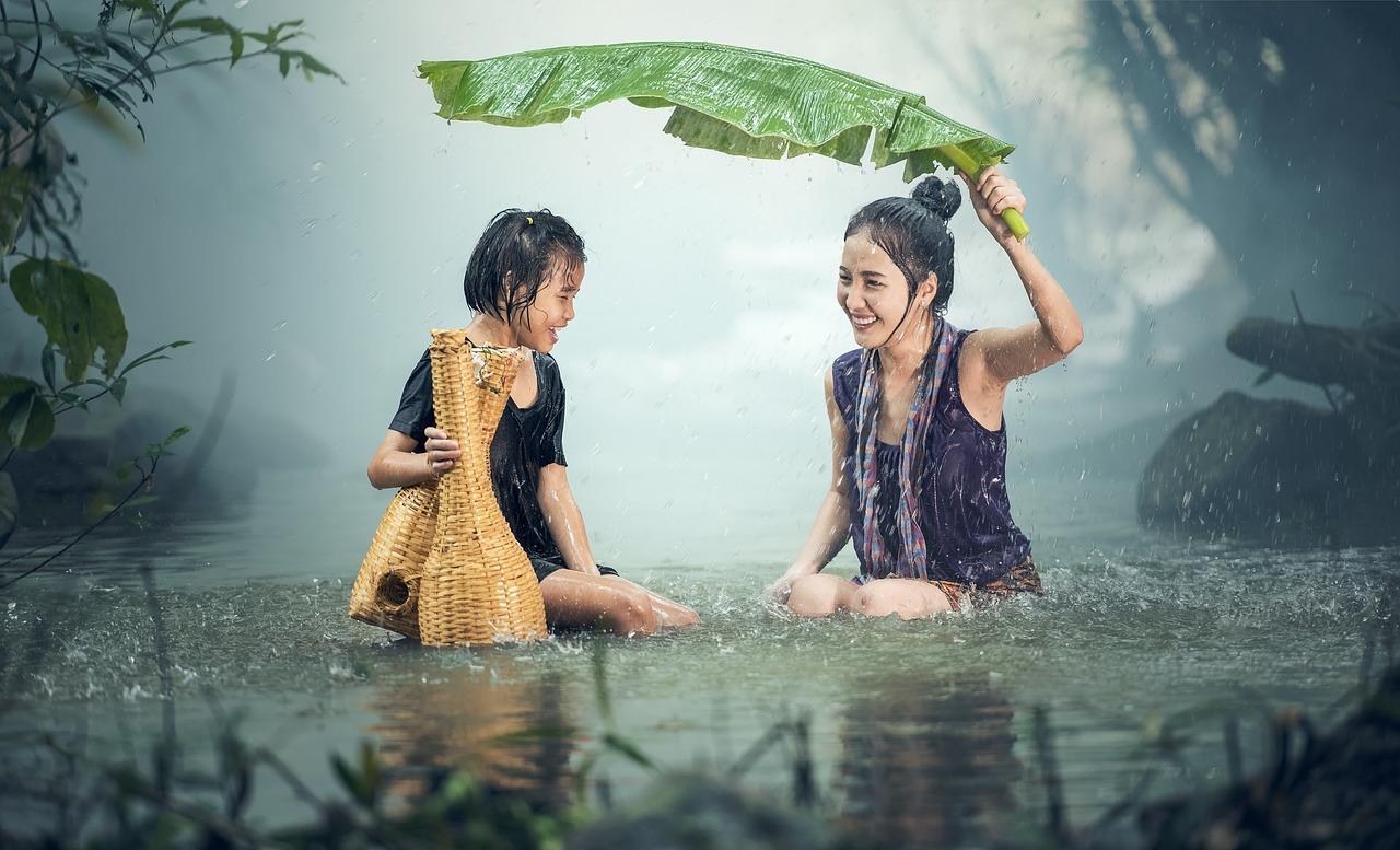 Осень в Таиланде